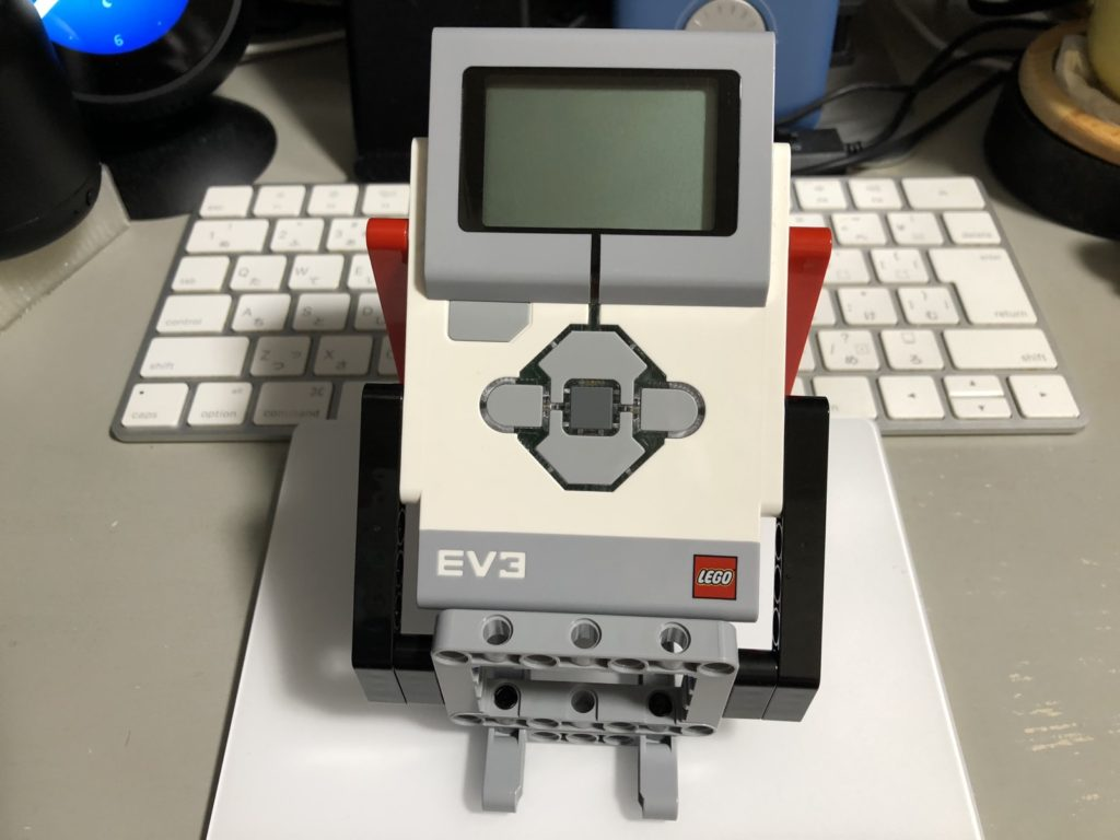EV3スタンド(前から)